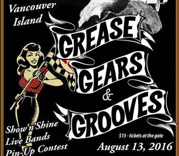 Thanks to all who dropped by the booth at the Grease, Gears and Grooves Show n Shine.
