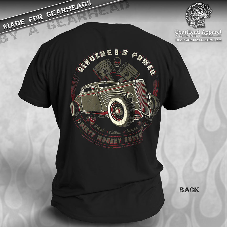 "1932 ""Deuce"" Hot Rod t shirt"