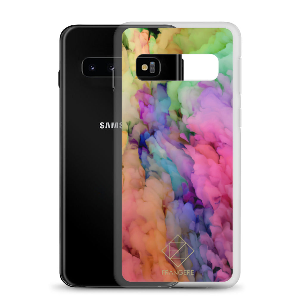 Multicolor Ethereal Samsung Phone Case
