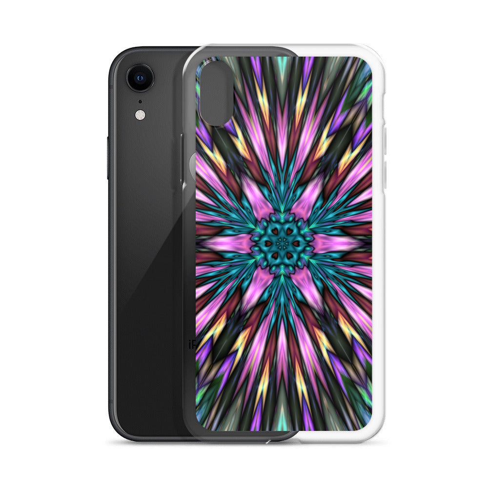 Kaleidoscope iPhone Case