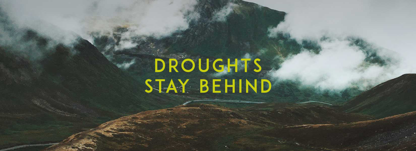 Droughts' Debut Album Stay Behind Out Now!