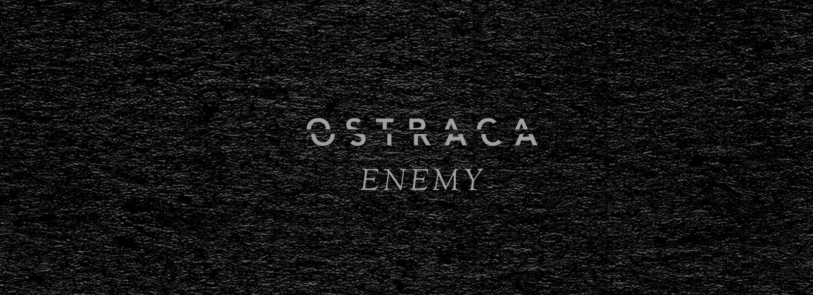 "Ostraca share new album ""enemy""; Announces summer tour"