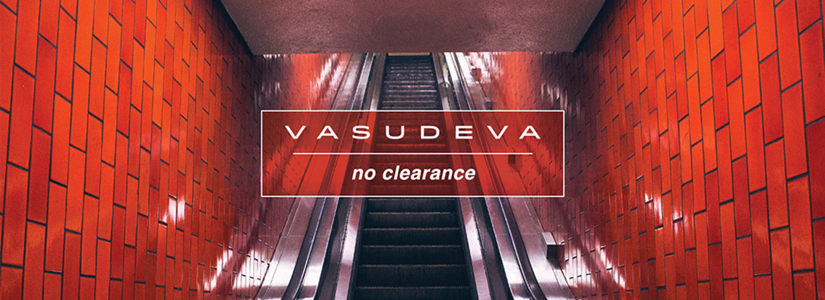 "Vasudeva Share New Song ""Take Away""; Pre-orders For No Clearance Available Now!"