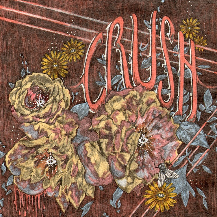 Crush - Self-Titled EP