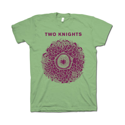 Two Knights - Space Flower T-Shirt