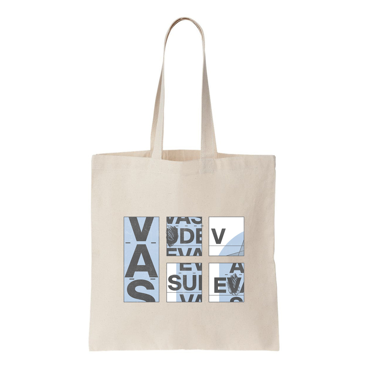 Vasudeva - Abstract Tote Bag