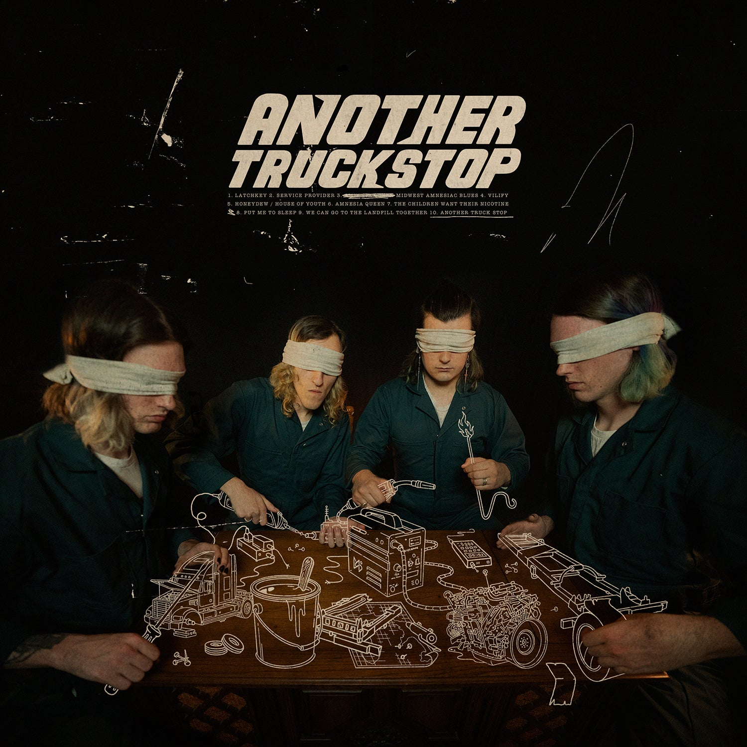 Tour Edition: Mover Shaker - Another Truck Stop