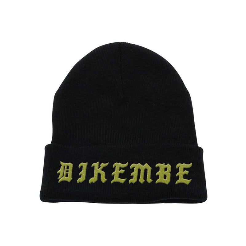 Dikembe - Embroidered Logo Beanie