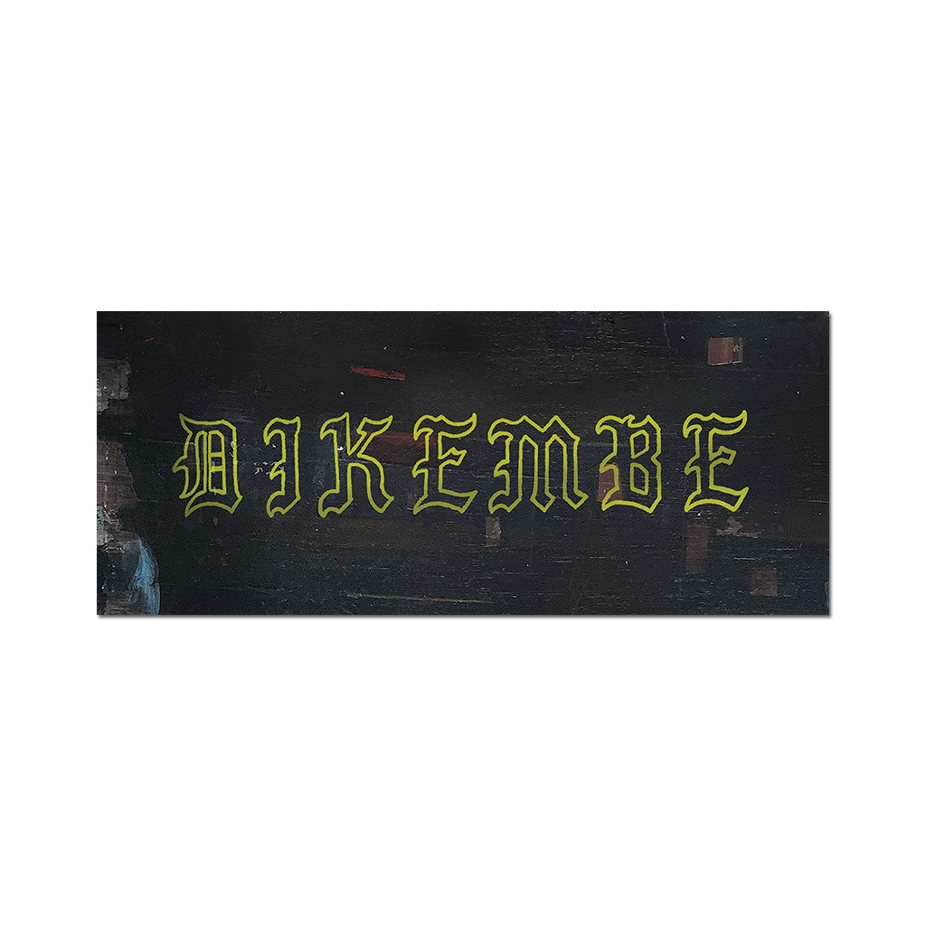 Dikembe Logo Sticker