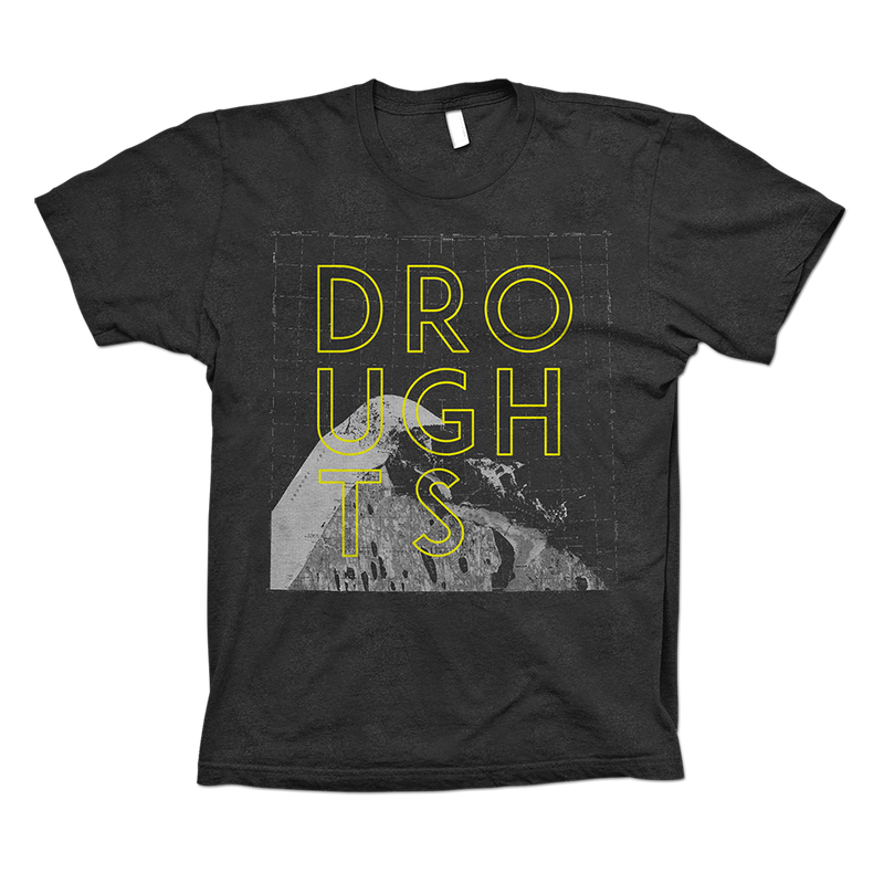 Droughts - Topography T-Shirt