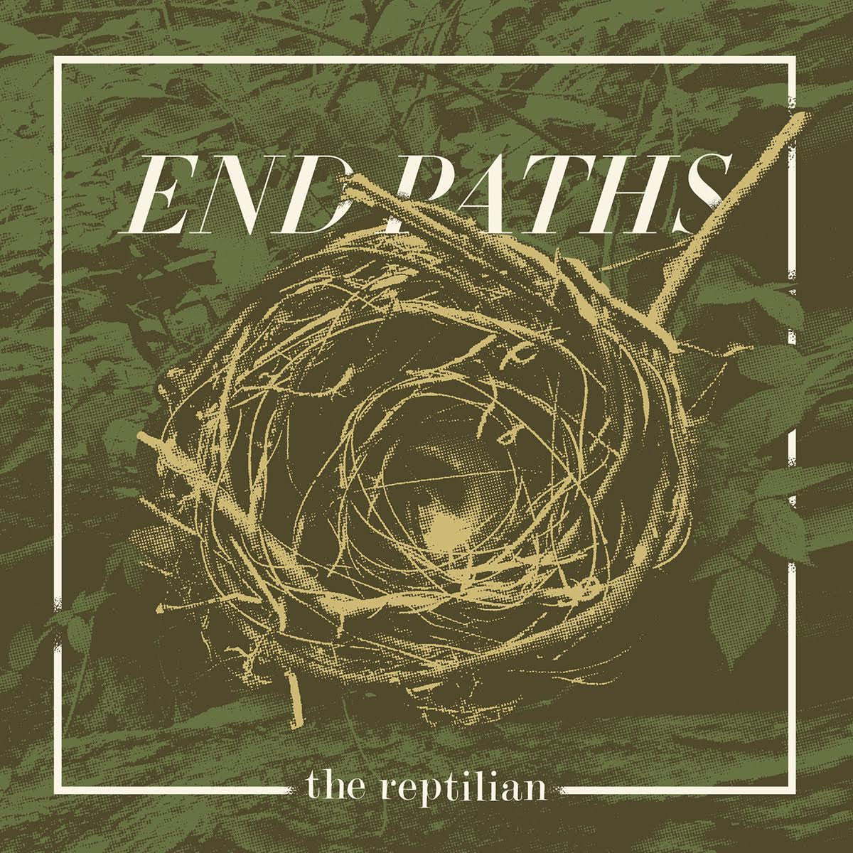 The Reptilian - End Paths Art Print