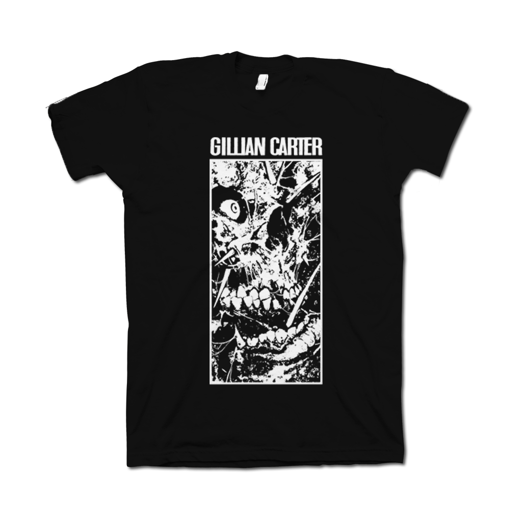 Gillian Carter - Crushed Skull T-shirt