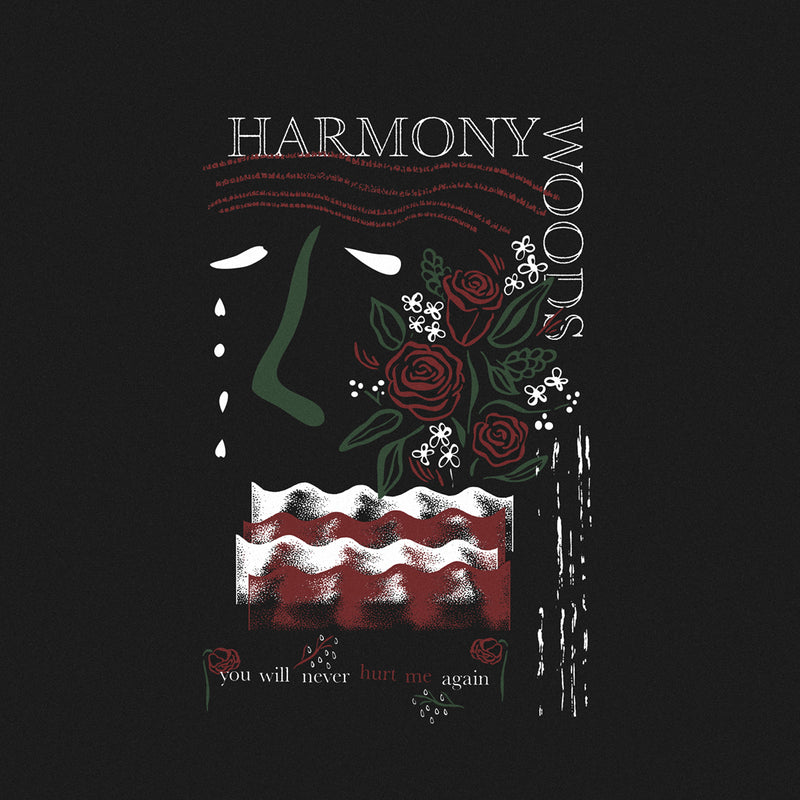 Harmony Woods - GRACEFUL RAGE T-Shirt