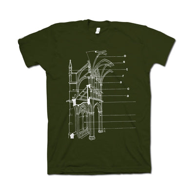 Ostraca - Chapel T-Shirt