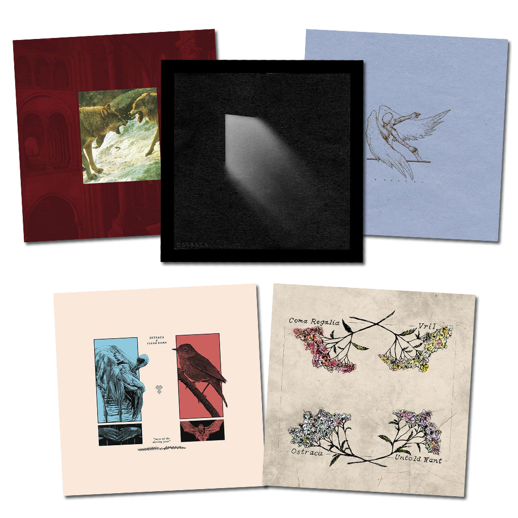 Ostraca - enemy Vinyl Bundles