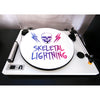 Skeletal Lightning Slipmat