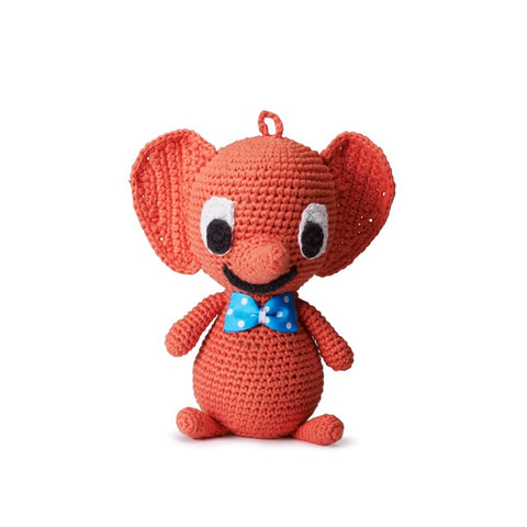 Littlephant Crochet Melody toy