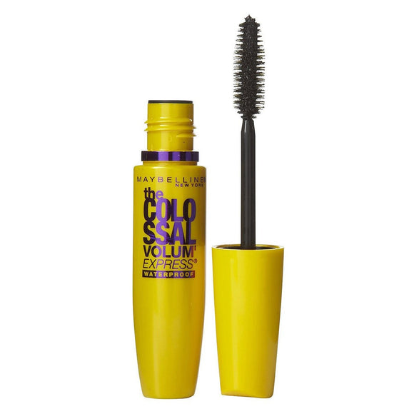 <strong> MAYBELLINE <br> THE COLOSSAL VOLUM' EXPRESS WATERPROOF </strong><br> Mascara