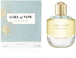 <strong> ELIE SAAB <br> GIRL OF NOW </strong><br> Eau de Parfum