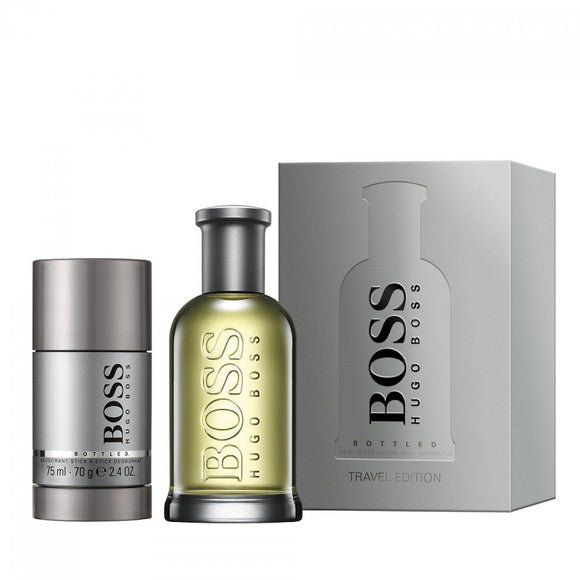 Boss bottled travel edition
