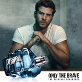 <strong> DIESEL <br> ONLY THE BRAVE </strong><br> Eau de Toilette