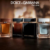 <strong> DOLCE & GABBANA <br> THE ONE GREY </strong><br> Eau de Toilette Intense