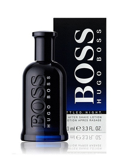 hugo boss bottled night apres rasage