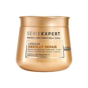 <strong> L'ORÉAL PROFESSIONNEL<br> SERIE EXPERT ABSOLUT REPAIR </strong><br> Masque