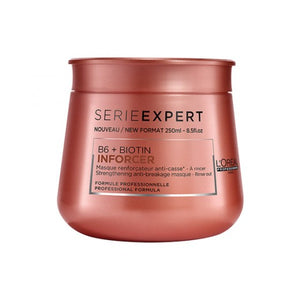 <strong> L'ORÉAL PROFESSIONNEL<br> SERIE EXPERT INFORCER </strong><br> Masque