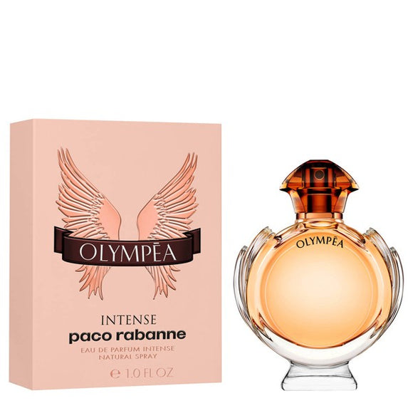 <strong> PACO RABANNE <br> OLYMPEA INTENSE </strong><br> Eau de Parfum Intense