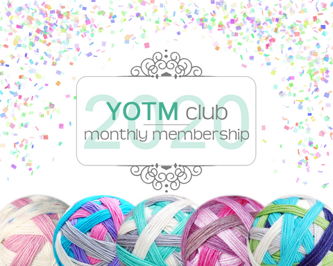 YOTM club | 2020 Monthly membership - April