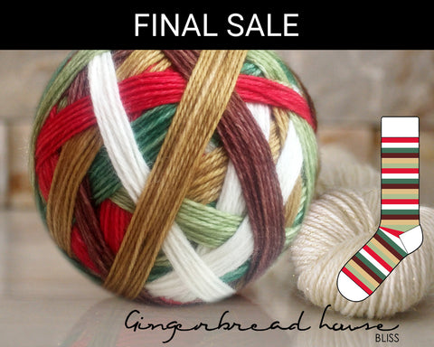 GINGERBREAD HOUSE | Bliss ** FINAL SALE **