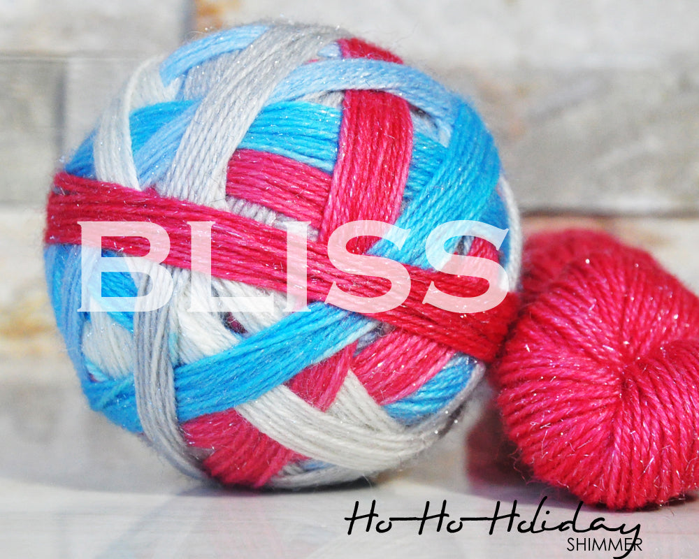 HO-HO-HOLIDAY | Bliss - Red