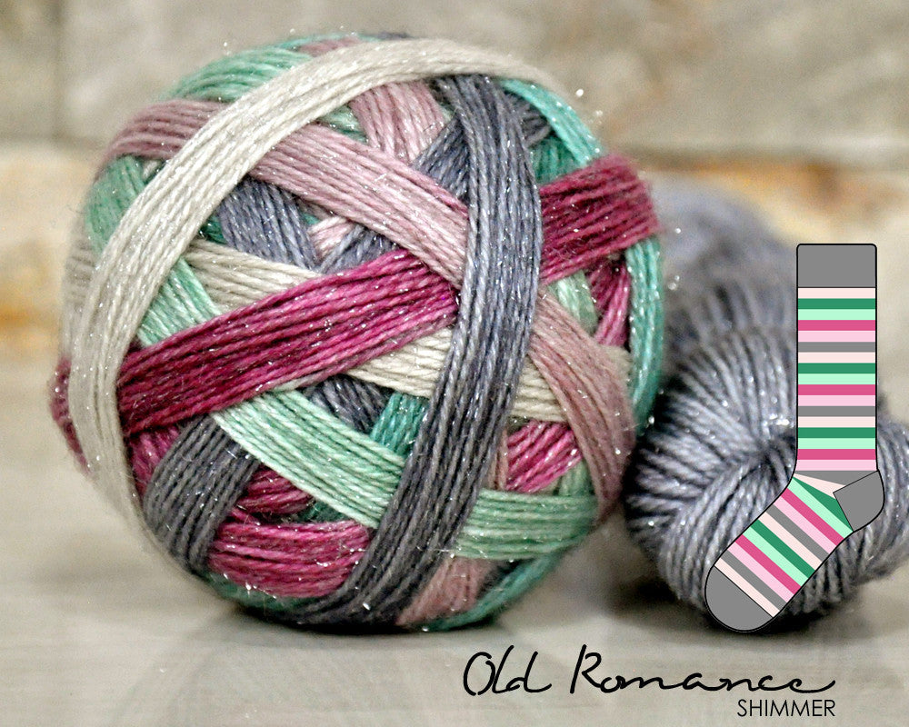 OLD ROMANCE | Shimmer