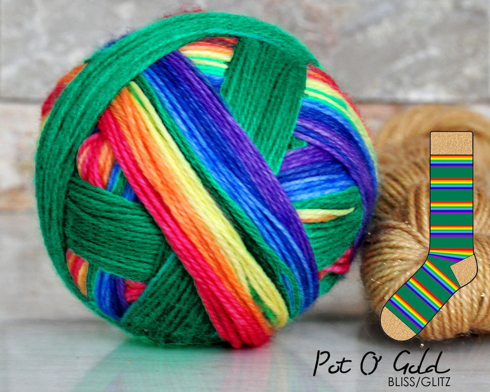 POT O' GOLD | BLISS + GLITZ