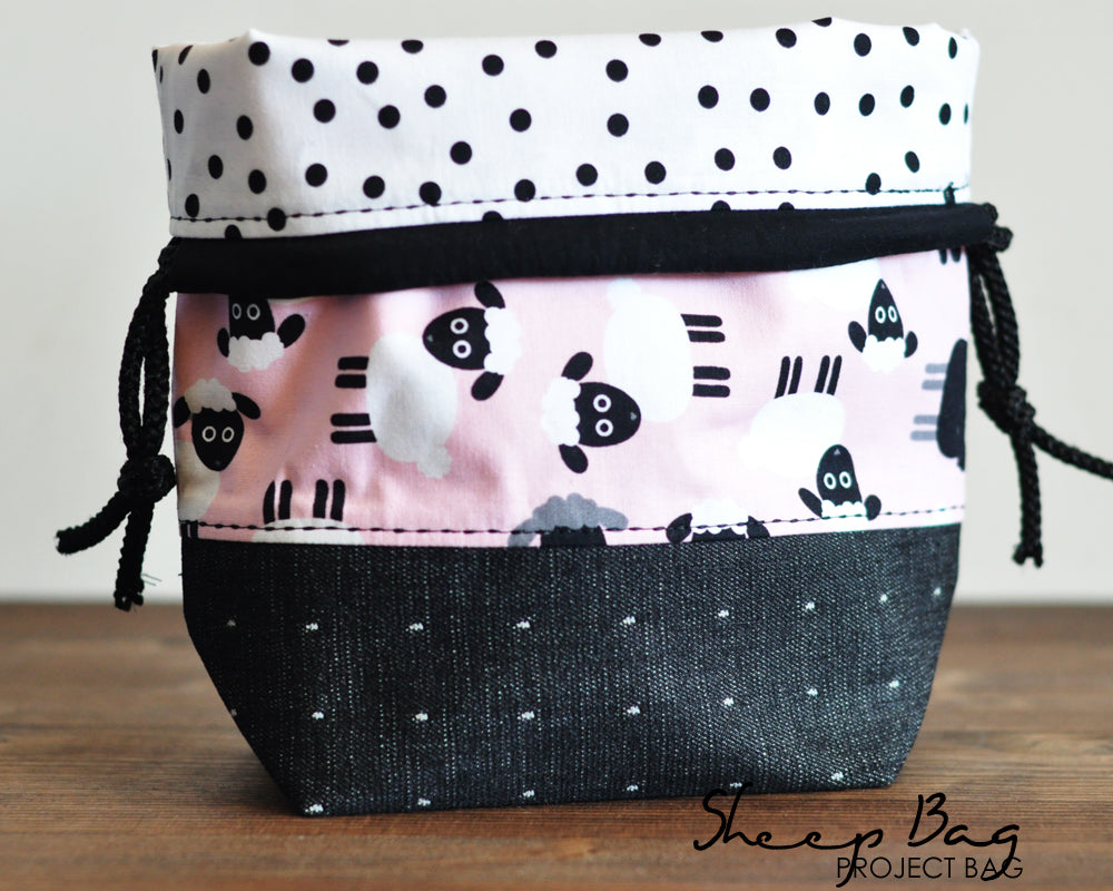 SHEEP BAG | Pink