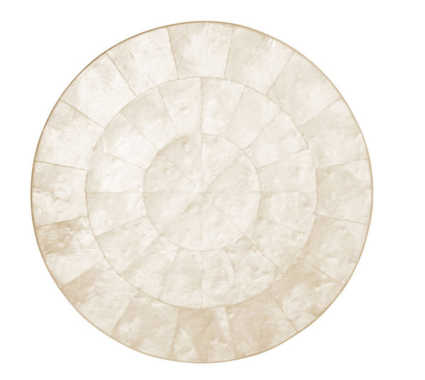 Capiz Shell Placemat