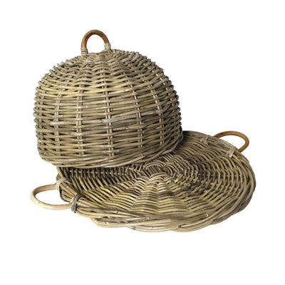 Hampton Rattan Food Cover