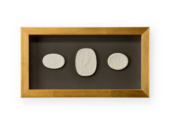Small Intaglio Shadowbox
