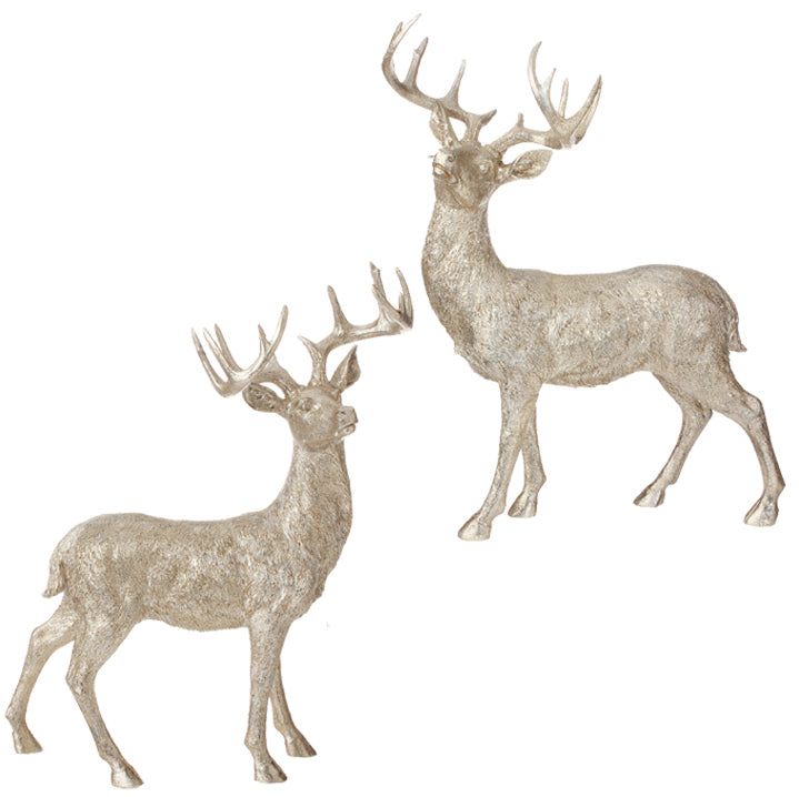 Deer, Set of 2