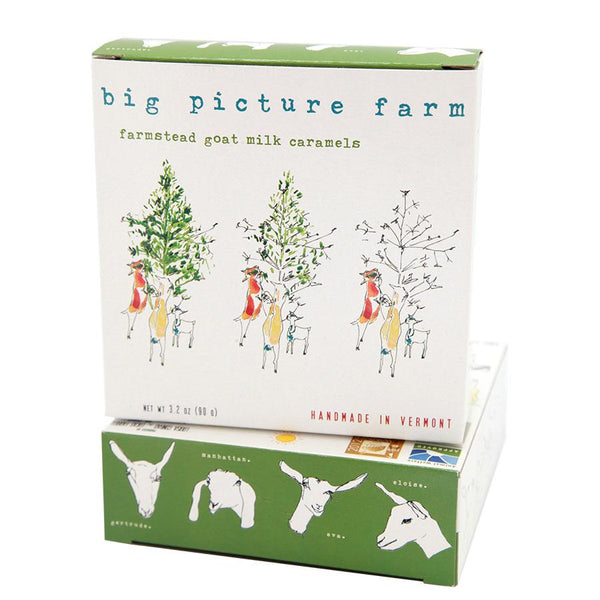 Caramel Tree Farm Box