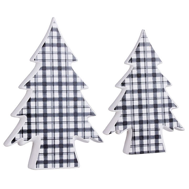 Plaid Tree