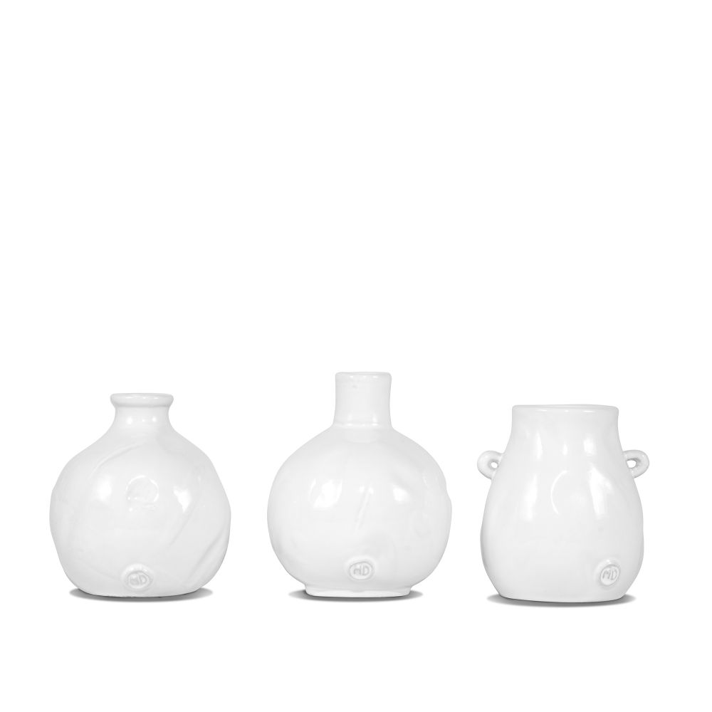Montes Doggett Set of 3 Vases