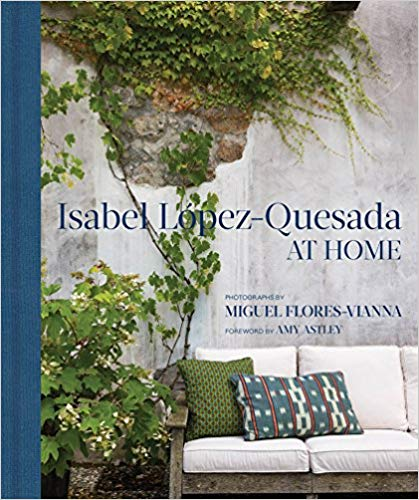 At Home: Isabel Lopez-Quesada