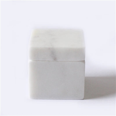 Marble Square Box