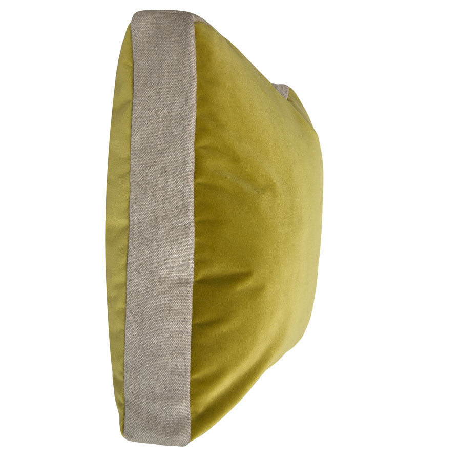 Luna Linen Edge Pillow
