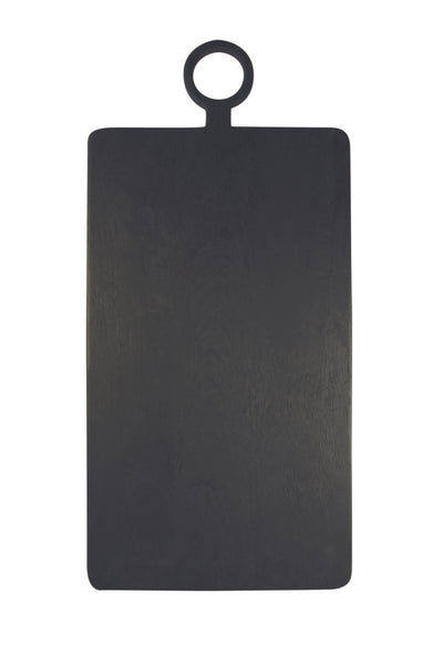 Black Mango Rectangular Board