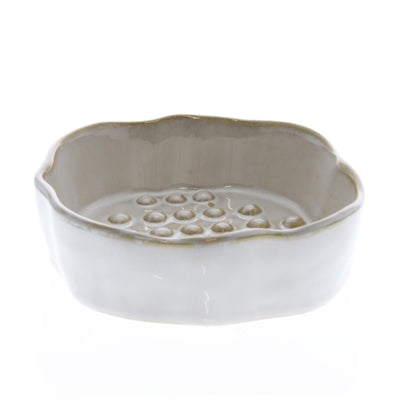 Bower Ceramic Soap Dish