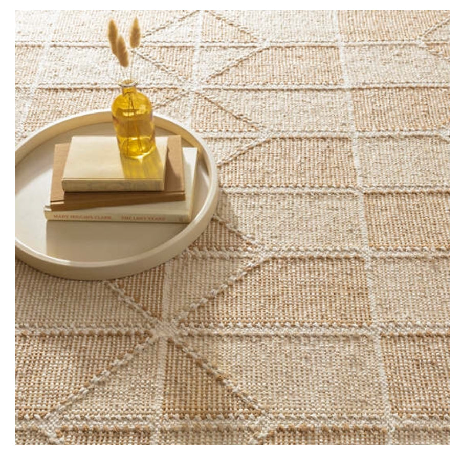 Ojai Loom Knotted Cotton Rug