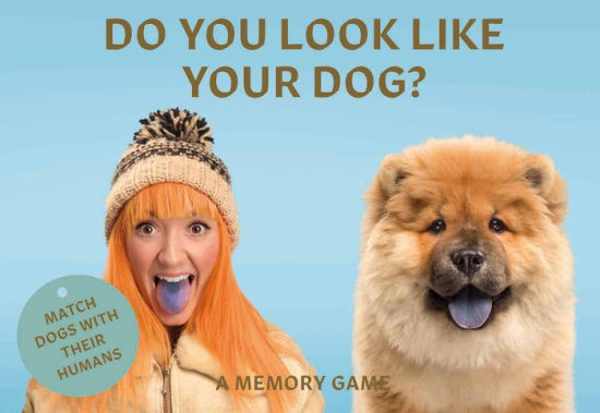 Do You Look Like Your Dog?: A Memory Game
